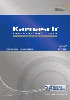 KARNASCH- Narzędzia skrawające