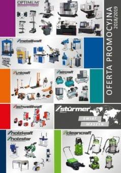 STURMER- Maszyny i obrabiarki