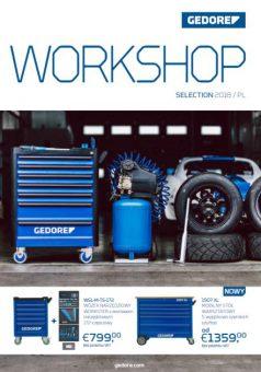 GEDORE Workshop - Systemy modułowe