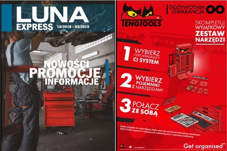 PROMOCJE Luna Express - oferta ważna do 3.2019