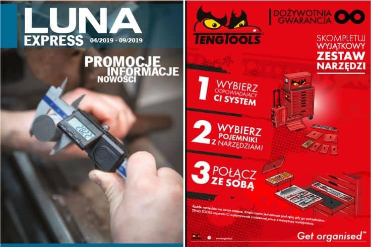 PROMOCJE Luna Express - oferta ważna do 9.2019