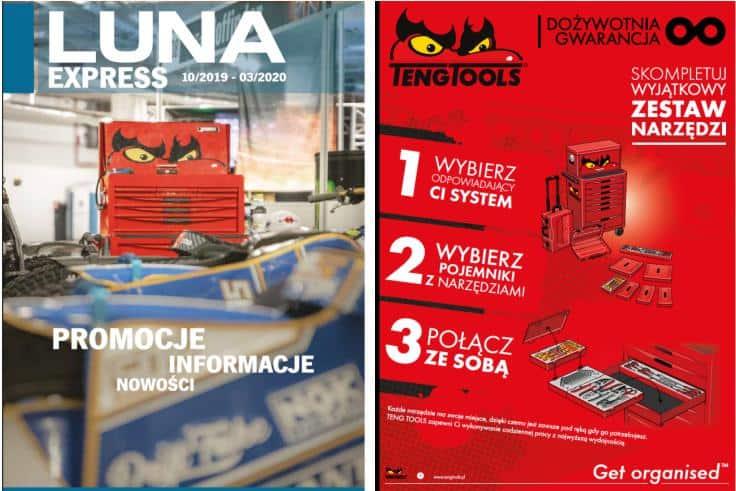 PROMOCJE Luna Express - oferta ważna do 3.2020