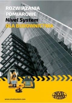 NIVEL SYSTEM - Rozwiązania pomiarowe dla budownictwa