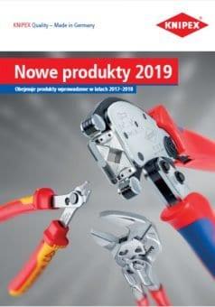 KNIPEX- NOWOŚCI 2019-2020