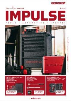 GEDORE Impulse - Narzędzia warsztatowe