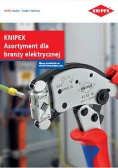 KNIPEX- Asortyment dla branży elektrycznej