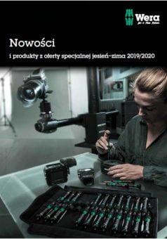 WERA- Narzędzia NOWOŚCI 2020
