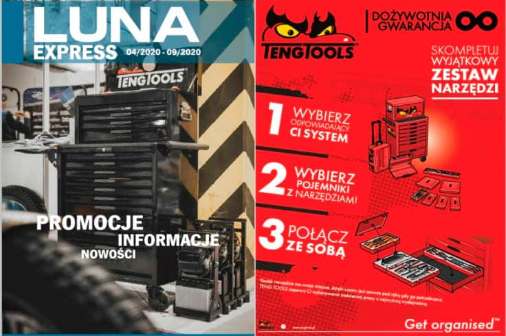 PROMOCJE Luna Express - oferta ważna do 31.09.2020