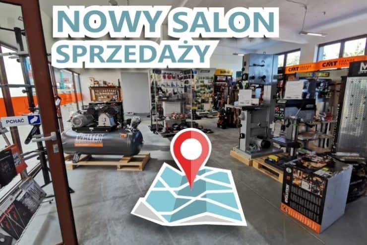 nowy salon sprzedazy