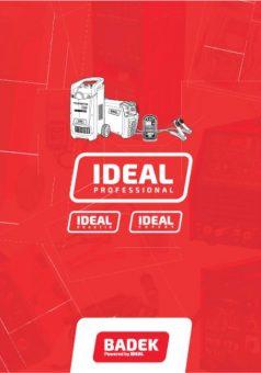 BADEK IDEAL- Spawarki, prostowniki i osprzęt spawalniczy