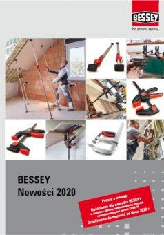 BESSEY - NOWOŚCI 2020
