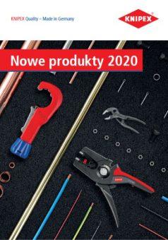 KNIPEX - NOWOŚCI 2020