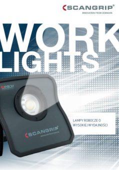 SCANGRIP - Oświetlenie robocze