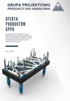 GPPH – Stoły spawalnicze